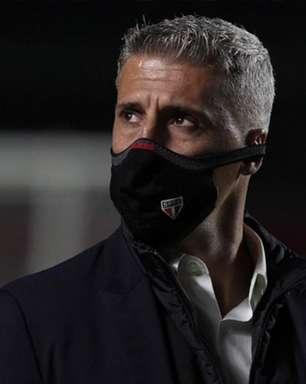 Crespo agradece jogadores do São Paulo e avisa: 'Falta o último passo'