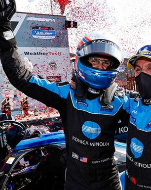 Ricky Taylor e Filipe Albuquerque conquistam a segunda vitória no IMSA