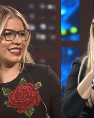 A cara da riqueza! Marília Mendonça usa vestido de R$ 13 mil em live