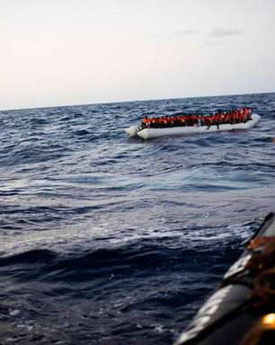 Naufrágio na Tunísia deixa 50 migrantes desaparecidos
