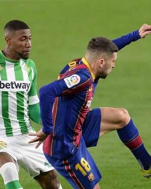 Emerson está com a cabeça no Barça e pode abrir mão das Olimpíadas