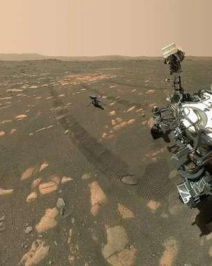 Por que é provável que tenhamos 'contaminado' Marte com vida