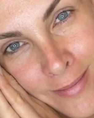 Ana Hickmann revela rotina de skincare para sono da beleza