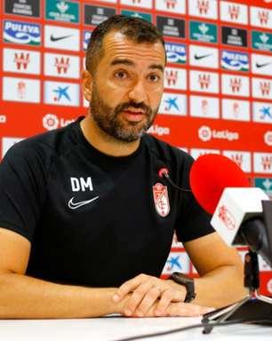 Ao L!, Diego Martínez, treinador do Granada, comenta temporada da equipe e surpresa na Europa League