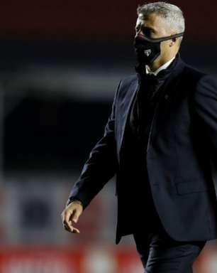 Crespo, sobre revés do São Paulo na Libertadores: 'Uma derrota injusta'