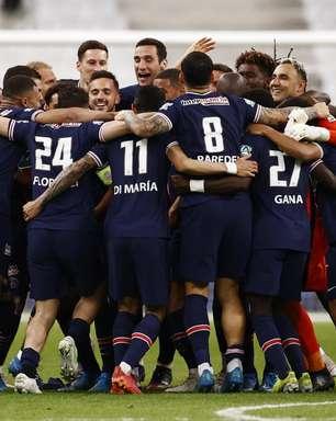 Sem Neymar, PSG conquista a Copa da França diante do Mônaco