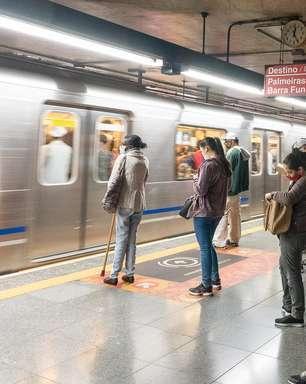 Metroviários de SP entram em greve a partir desta quarta