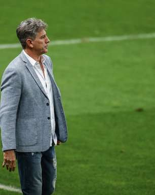 Preferido da Fiel, campanha #AceitaRenato ganha força após reunião com empresário do treinador