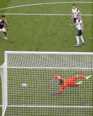 Tottenham perde para o Aston Villa e pode se complicar