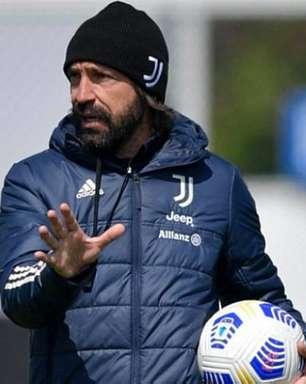 Andrea Pirlo, ídolo da Juventus, se torna o rosto da queda da equipe de Turim