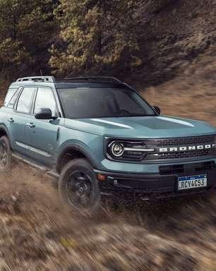 Bronco Sport esnoba Compass e ataca Discovery Sport