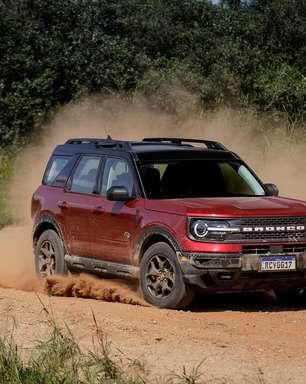 Avaliação: Ford Bronco Sport tem atributos de SUV raiz