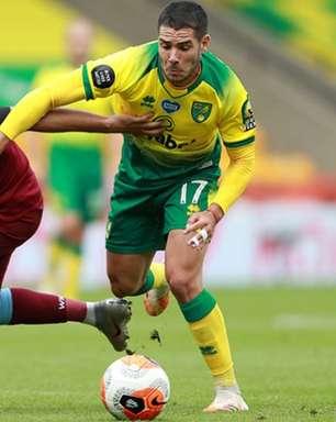 Arsenal intensifica busca por destaque do Norwich