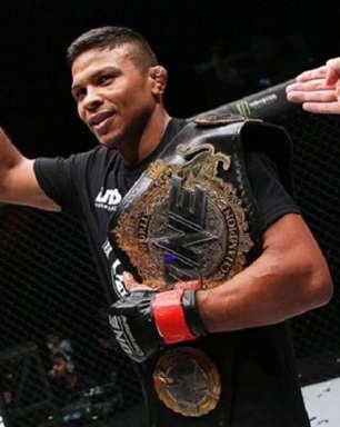 Luta de Bibiano e disputa de cinturão no ONE são destaques no programa RedeTV! Extreme Fighting