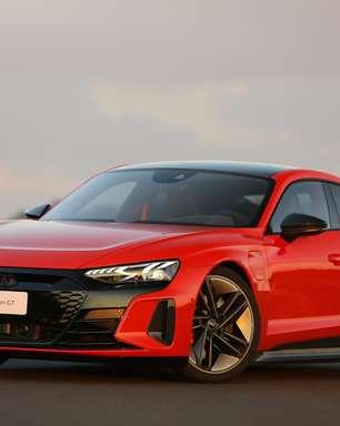 Novos Audi elétricos de R$ 1 milhão abrem pré-venda