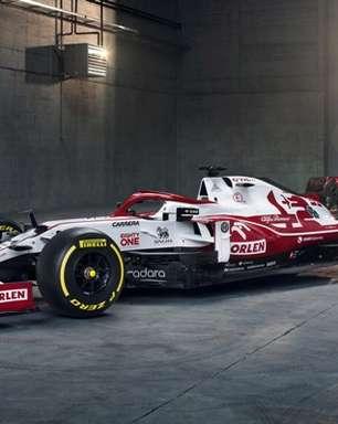 Saiba quem são os patrocinadores da Alfa Romeo Racing Orlen