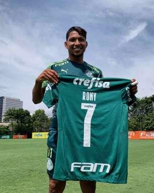 Palmeiras recusa proposta milionária dos EUA por Rony