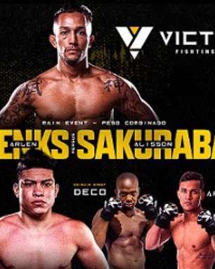 Evento brasileiro Victorious Fighting Entertainment investe em transmissão com câmeras de cinema