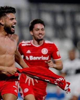 Internacional sofre, mas vence o Olimpia pela Libertadores