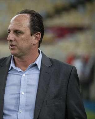 """Rogério Ceni adota """"dois pesos e duas medidas"""" no Flamengo"""
