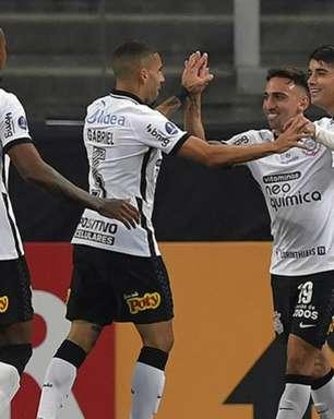 Corinthians goleia o Sport Huancayo (PER) pela Sul-Americana
