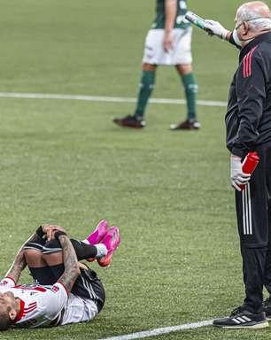 Daniel Alves é cortado da Seleção; Tite chama Emerson