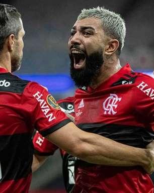 """Gabigol fala sobre bronca de Diego: """"No treino é até pior"""""""