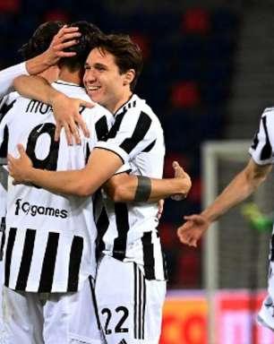 Juventus goleia Bologna e consegue vaga para a Champions