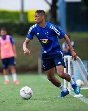 Cruzeiro empresta o lateral-esquerdo Rafael Santos para a Ponte Preta até o fim de 2021