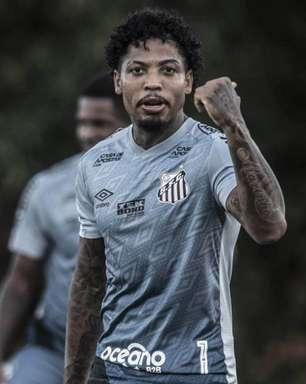 Marinho desfalca o Santos contra o Barcelona na Libertadores