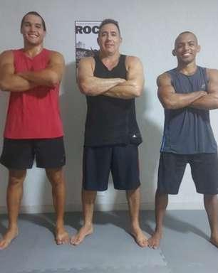 Carlos Tizil e Michel Borges são confirmados na próxima edição do Thunder Fight, em junho; confira