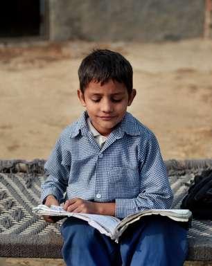 O que um empresário aprendeu sobre liderança ao observar a educação na Índia rural