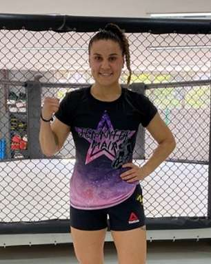 Jennifer Maia aposta na movimentação e trocação para superar Jessica Eye no UFC 264