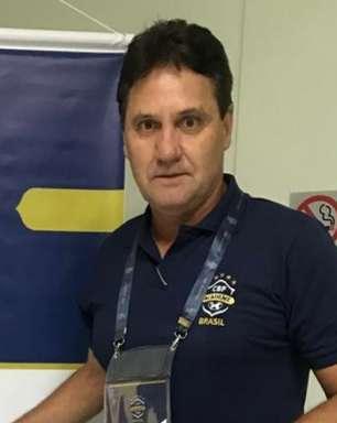Tirando licença PRO na CBF, Brigatti avisa: 'Voltarei ainda mais forte'