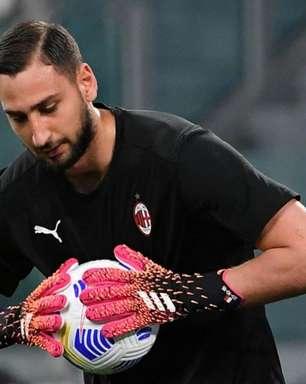 Maldini confirma que Donnarumma está de saída do Milan