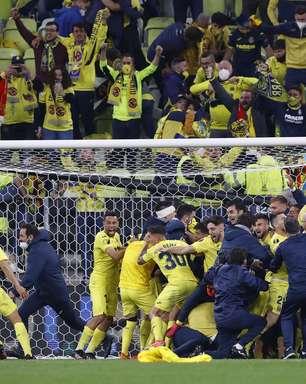 Villarreal vence United e é campeão europeu pela 1ª vez