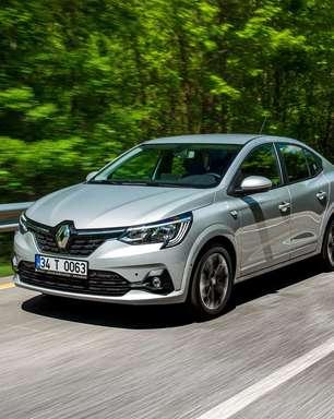 Renault Taliant adianta futuro do Logan no Brasil