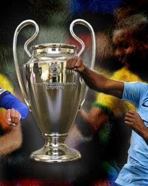 Criticados na Seleção, Thiago Silva e Fernandinho duelam na final da Champions como protagonistas