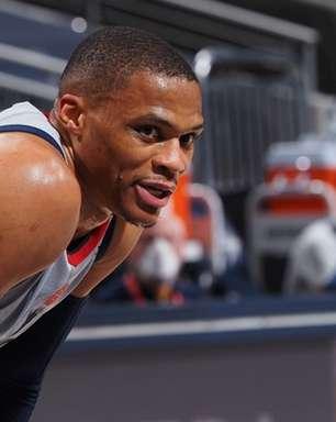 """Westbrook: """"NBA precisa proteger os jogadores"""""""