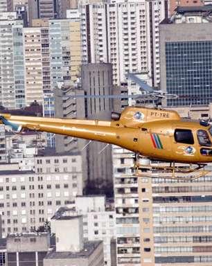 Antes de piloto baleado, Record teve morte em helicóptero