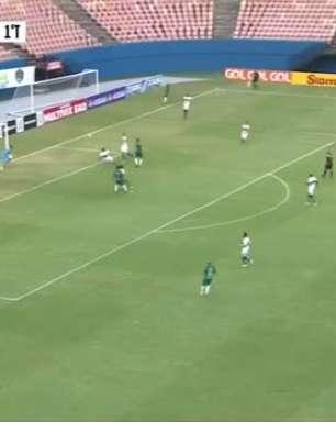 SÉRIE C: Gols de Manaus 2 x 0 Santa Cruz