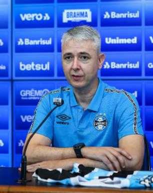 Vice do Grêmio admite preocupação com casos de Covid-19 no elenco