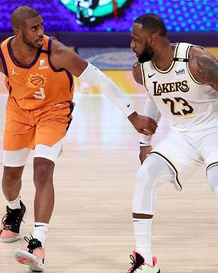 Davis sai lesionado, Suns vence Lakers e empata série