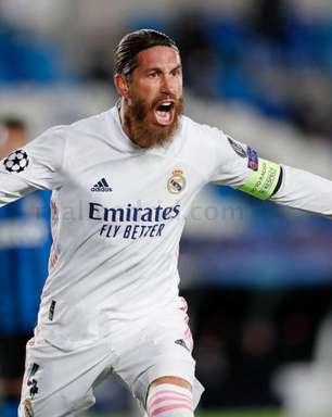Manchester City busca contratação de Sergio Ramos