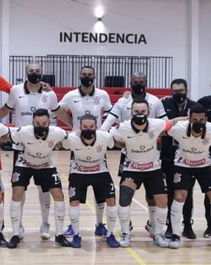 Time de futsal do Corinthians é impedido de voltar ao Brasil