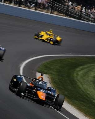 4º, O'Ward lamenta falta de velocidade que impediu briga por vitória na Indy 500