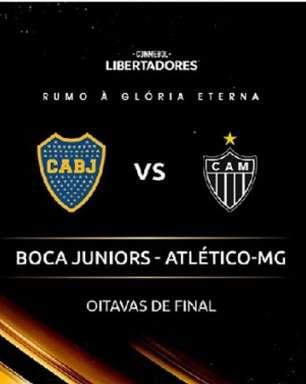 Galo já sabe dias e horários dos duelos com o Boca Juniors