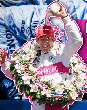GP às 10: Castroneves leva 4ª Indy 500 e cumpre sonho. Quais os próximos passos?