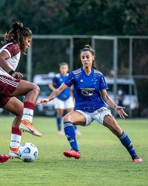 De virada, Flamengo quebra jejum no Brasileirão Feminino A1, e Cruzeiro demite técnico após a derrota