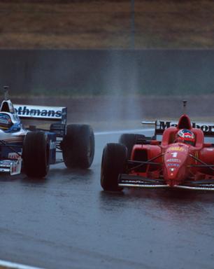 Há 25 anos, Schumacher foi magistral na Espanha